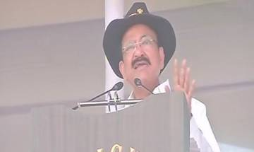 VP Venkaiah Naidu says terrorists do not have any religion, Pak has made state policy to aid terrorism