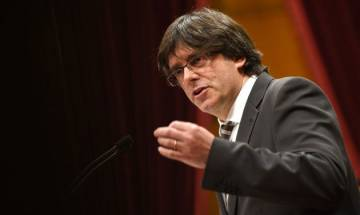 Catalan leader seeking two-month reprieve for talks with Spain