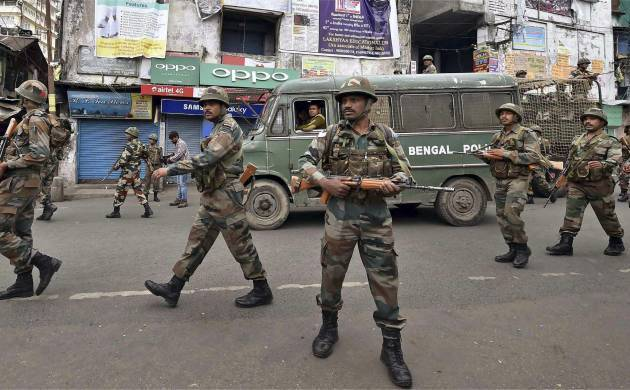 Gorkhaland stir: Calcutta High Court stays centre's order to pull out CAPF from Darjeeling. (File Photo)