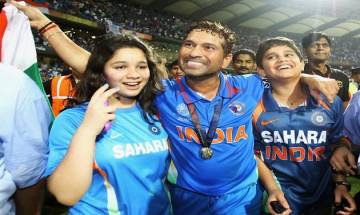 Sachin Tendulkar's daughter Sara's 'tweet' almost creates disaster, read on