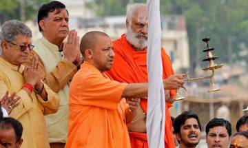 Adityanath all set to participate in 'Deepotsav' in Ayodhya; record number of diyas to illuminate banks of river Saryu