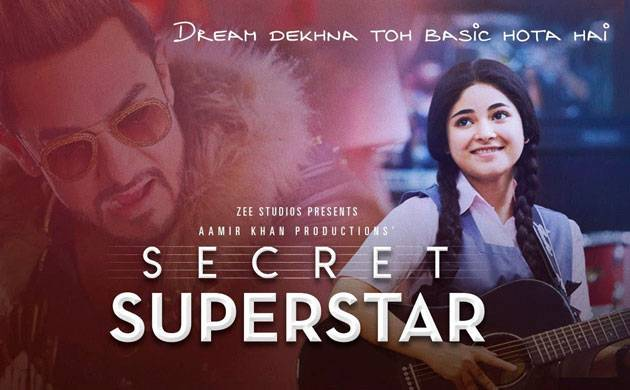 Secret Superstar movie review: Zaira Wasim rocks it in Aamir Khan starrer, making it a perfect Diwali gift
