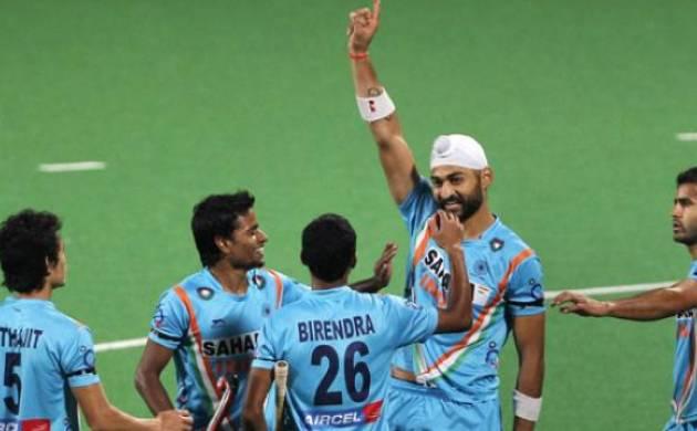 Indian Hockey Team - File Photo