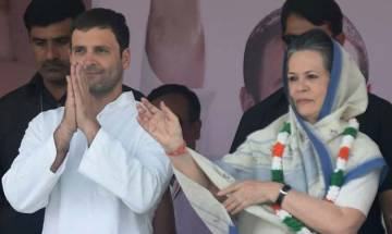 Sonia to meet party leaders to decide date for CWC meet aiming to elect Rahul as president