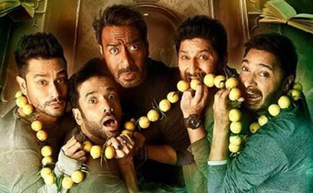 Golmaal Again Box Office collection day 2: Ajay Devgn-Parineeti Chopra mints Rs 28.37 cr
