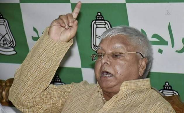On Nov 9, RJD chief Lalu Yadav to hold anti-demonetisation rallies across Bihar