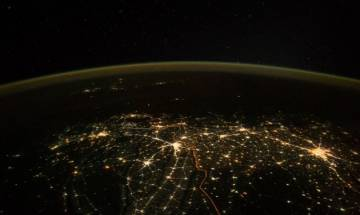 What? Viral pic of India from space on Diwali is trap to fool you yet again?