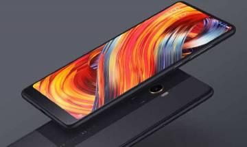 Xiaomi Mi MIX 2 goes for sale in India on October 24; via Flipkart, Mi.com
