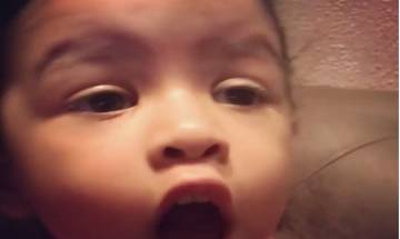 Watch: MS Dhoni's daughter Ziva's new video is too cute to handle