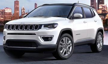 Made-in-India Jeep Compass graces international roads