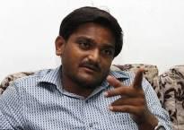 Court grants bail to Patidar leader Hardik Patel on Rs 5000 bond