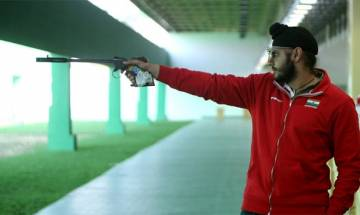 ISSF Shooting World Cup: Amanpreet Singh clinches bronze in men's 50 m pistol