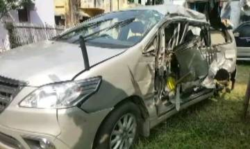 Myanmar Counsul General Pyi Soe dies in a road accident in Jharkhand