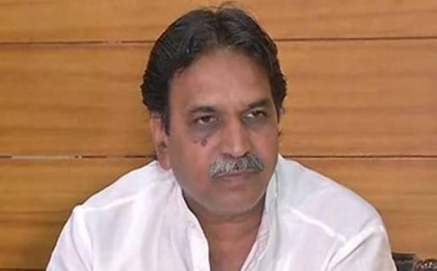 CBI to probe Chhattisgarh PWD Minister Rajesh Munat's controversial CD case