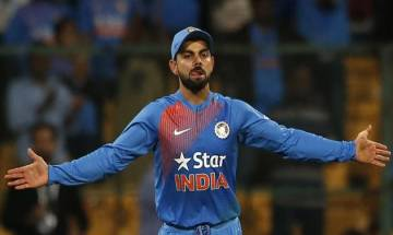 ICC rankings: Kohli becomes No. 1 ODI batsman, surpasses Sachin Tendulkar's points