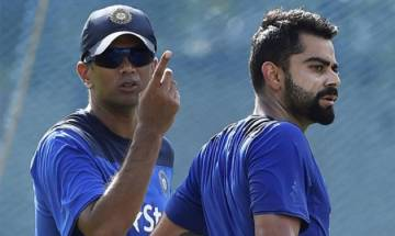 Rahul Dravid advises young players to be original; cautions them not to imitate Virat Kohli's aggression