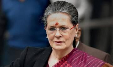 India getting divided in name of 'narrow nationalism': Sonia Gandhi