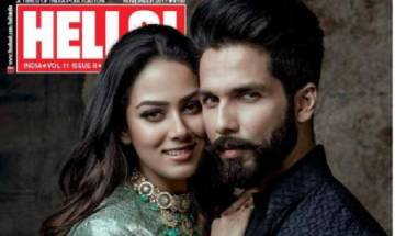 Shahid Kapoor, Mira Rajput look majestic in their first ever photo shoot (see pics)