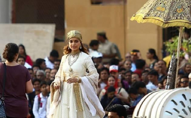 Queen of bollywood Kangana Ranaut (Source: Instagram)