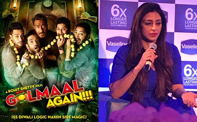 Golmaal Again inches towards Rs 200 crore, here's what Tabu has to say about movie's box office success