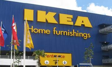 IKEA purchases 10-acre land in Gurugram for Rs 842 crore at Huda e-auction