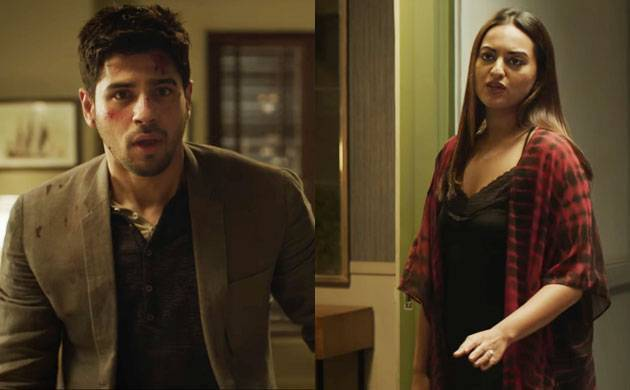 Ittefaq box office collection day two : Sonakshi Sinha-Sidharth Malhotra starrer mints Rs 5.50 cr