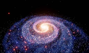 Most ancient spiral galaxy A1689B11 discovered by scientists