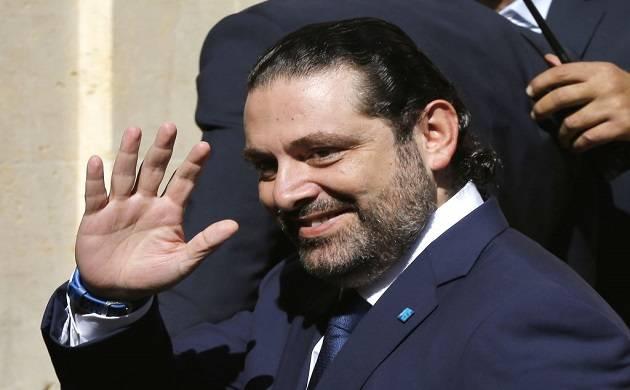 Lebanese Prime Minister Saad Hariri  (Source: Twitter)