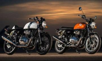 Enfield unveils Interceptor GT 650, Continental GT 650 at EICMA 2017