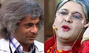 Nani-Mashoor Gulati reunite: 'The Kapil Sharma Show' actors Ali Asgar and Sunil Grover bump into each other, see pic