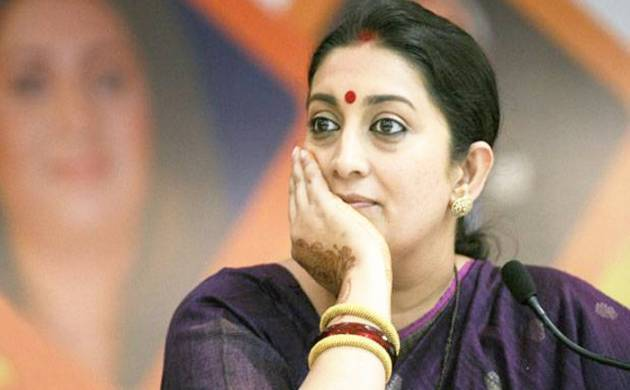Irani says Rahul should stop dreaming about sweeping Gujarat polls (File Photo)