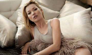 Kate Moss says love at first sight is possible but one should move over the exes