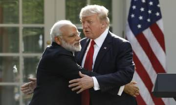 PM Modi and US President Trump likely to hold bilateral talks on Monday at ASEAN summit