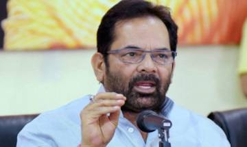 Mukhtar Abbas Naqvi on Padmavati row, watch films as films without going into history or geography