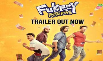Fukrey Returns trailer out: The gang of 'Jugaadu' boys is back to take you on a fun ride
