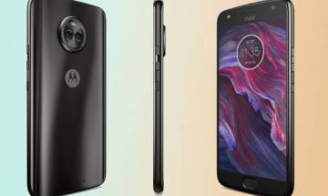 Motorola's Moto X4 launch in India today: Know livestream timing, specifications, features and price