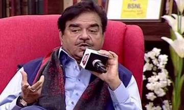 Shatrughan Sinha says present atmosphere in India is 'Khamosh'