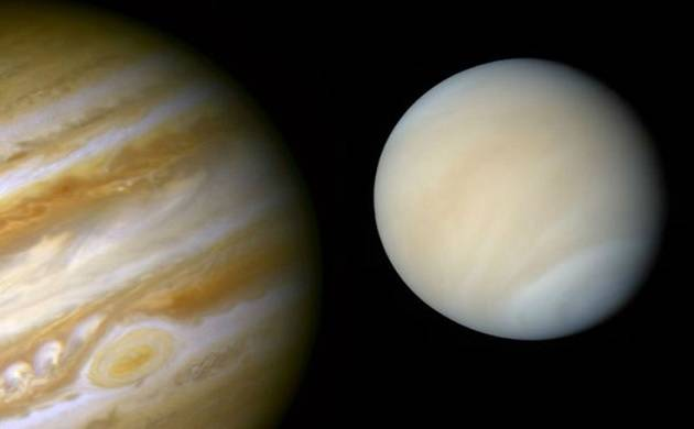 Jupiter to come near to Venus in a close conjunction on Monday morning