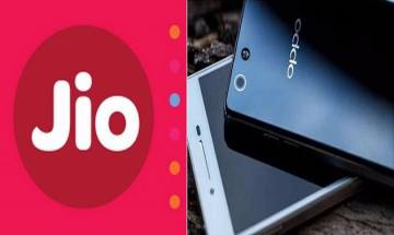 Reliance Jio, Oppo partner to offer 100GB 4G free data on multiple recharges of 309 and above