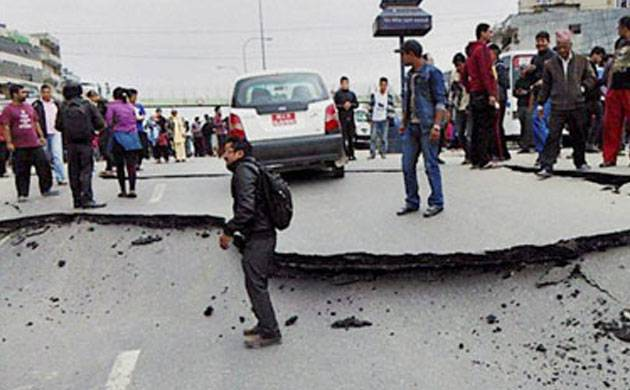South Korea hit by 5.4 magnitude earthquake
