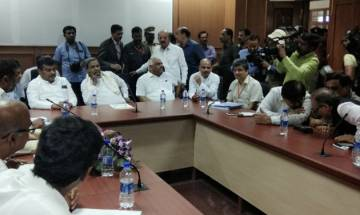Karnataka: Private doctors call off protest after meeting CM Siddaramaiah