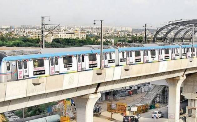Hyderabad Metro - File Photo