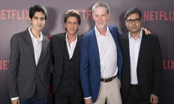 Shah Rukh Khan's Red Chillies, Netflix join hands for new TV series 'Bard of Blood'