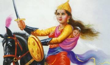TV stars pay tribute to Rani Lakshmi Bai on her birth anniversary