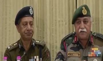 Bandipora encounter: 125-130 terrorists killed in Kashmir Valley this year, says Lt Gen J S Sandhu