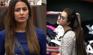 Bigg Boss 11 Weekend Ka Vaar: Shilpa Shinde 'BEATS' Hina Khan in front of Salman Khan