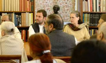 Sonia Gandhi says Modi govt has cast dark shadow on India's Parliamentary democracy by sabotaging Winter Session