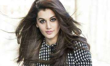 Taapsee Pannu gives befitting reply to trolls who slut shamed her, Arjun Kapoor applauds the 'karara jawab'