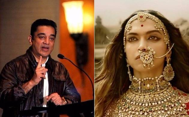 Padmavati row: Respect Deepika Padukone's head and freedom more than her body, says Kamal Haasan