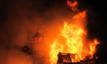 Chennai: Arson, rampage at Sathyabama University after first year student kills self